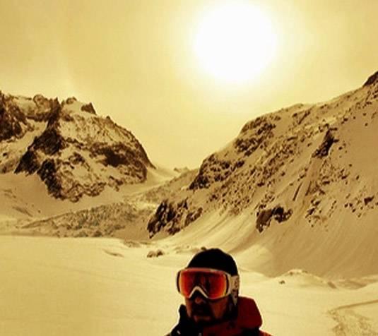 Ski Tuner Charlie Wolf