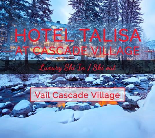 hotel talisa vail ski shop
