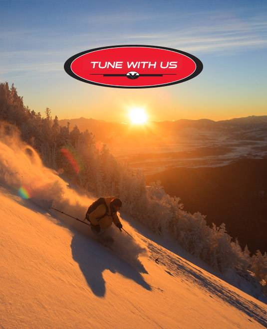 Tune Skis at Avon Venture Sports