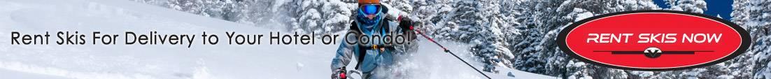 Vail Ski Rental Delivery