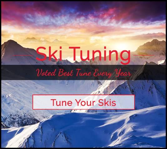 Vail Ski Tuning