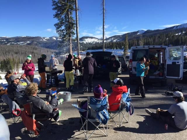 2015 - 2016 Ski SEason