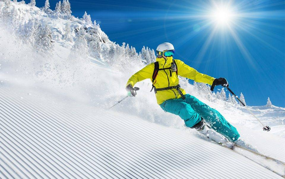 Vail Spring Skiing Ski Tune