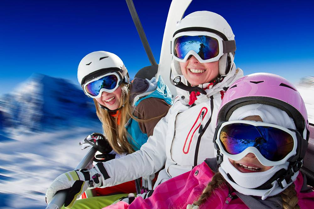 Top 10 Reasons to rent skis from Venture Sports