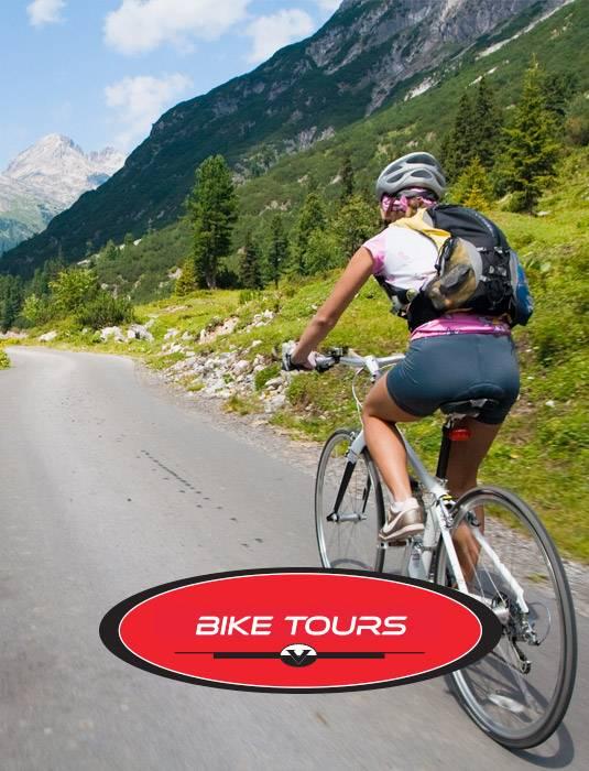 Bike Tours Vail