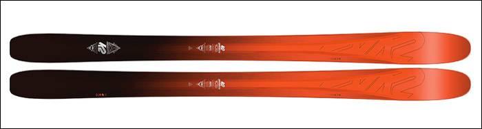 Vail k2 pinacle 105 ski rental