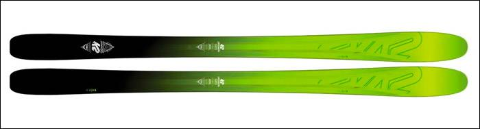 k2 pinacle 95 ski rental Vail