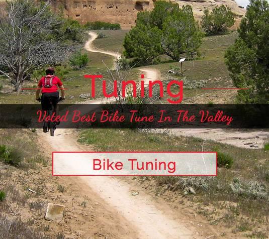 Vail Bike Tune