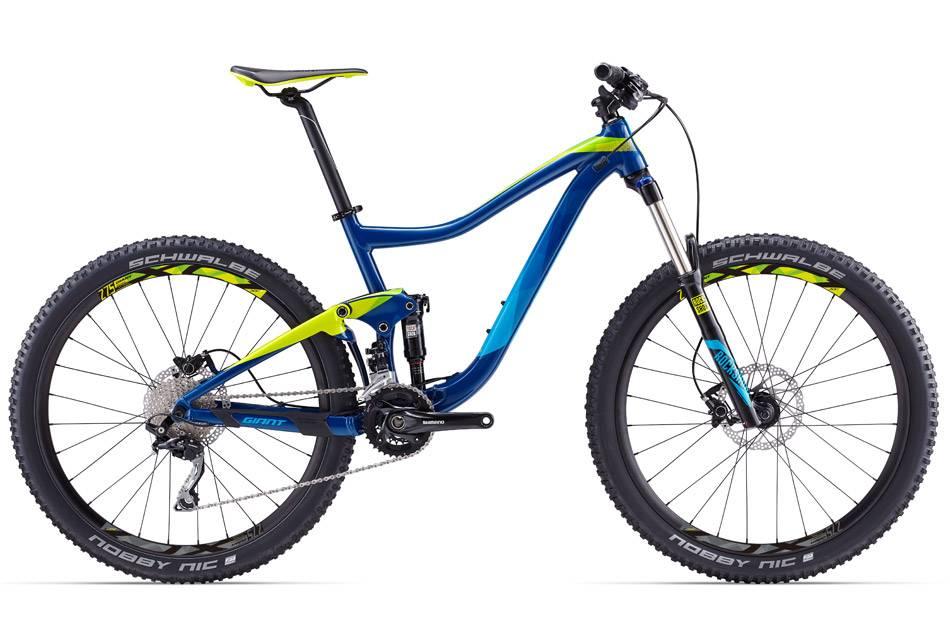 giant mountain bike rental trance3