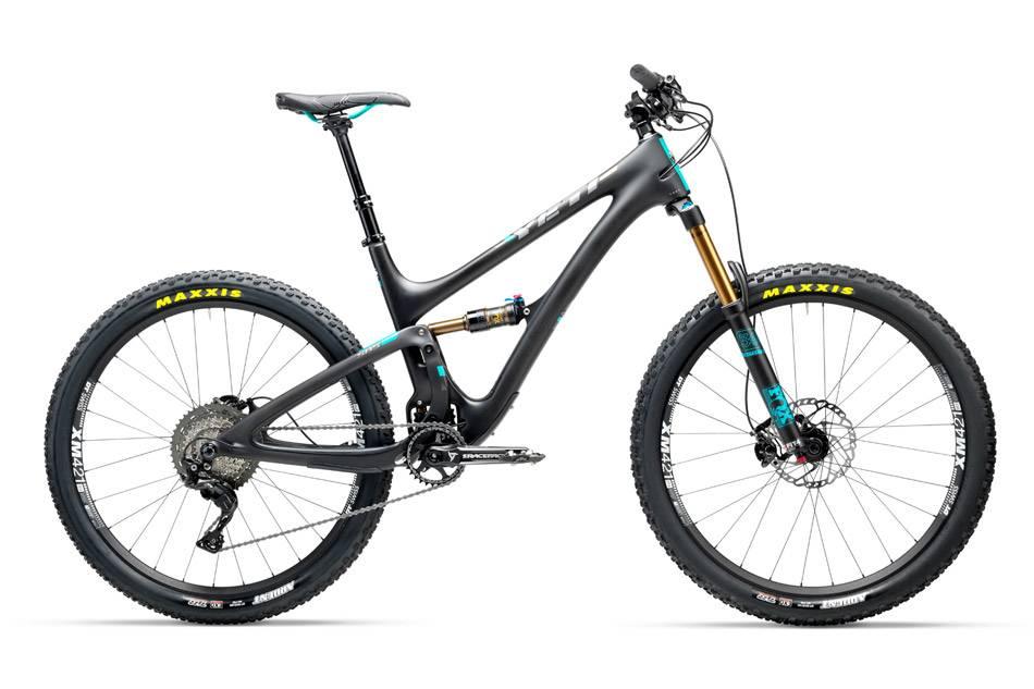 Yeti SB5 Vail Mountain Bike Shop