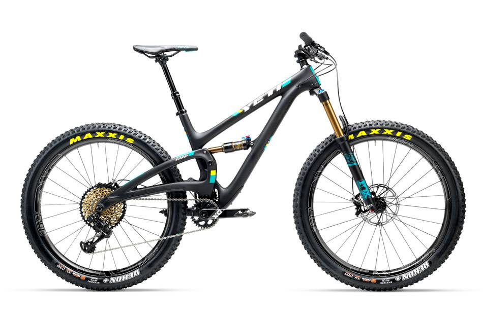 Vail Mountain Bike Rental Yeti SB5+