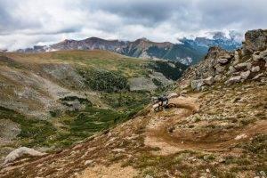 Yeti demo mountain bikes