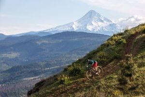 Yeti Women' Vail mountain bikes