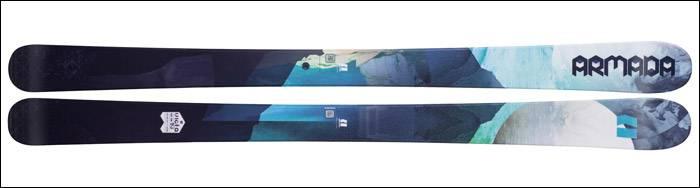 Armada skis victa demo ski