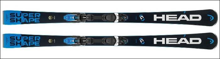 head supershape vail rental ski