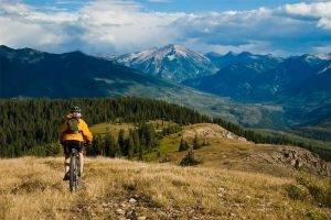 mountain bike vail
