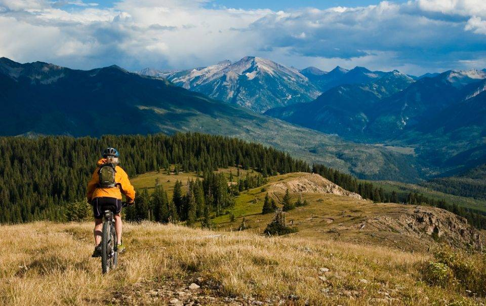 Vail biking inclement weather