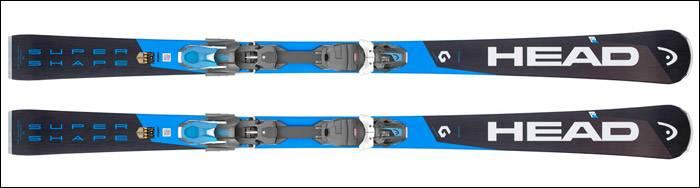 head supershape titan vail ski rental