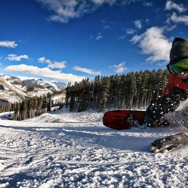 2018 Vail Snowpack Off to A Good Start