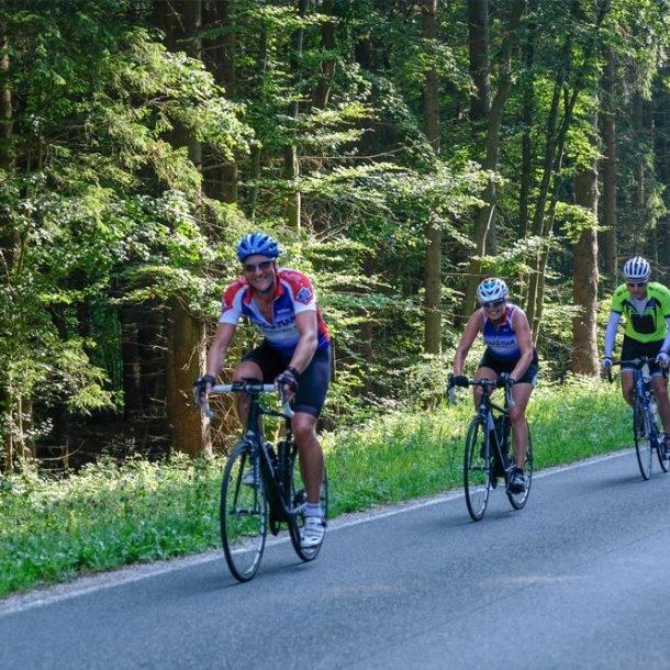 group vail road bike rides