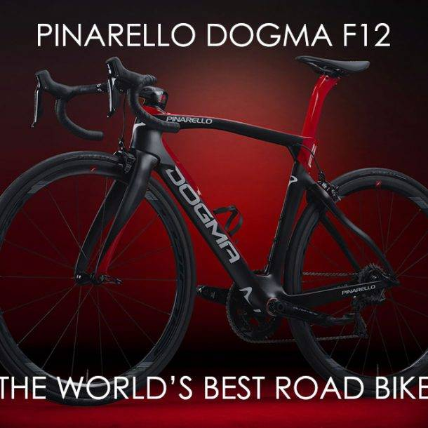 Pinarello Road Bike Dogma F12