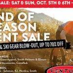 Avon Venture Sports Bike and Ski Sale