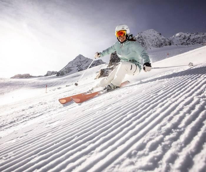 Vail signature ski tune package