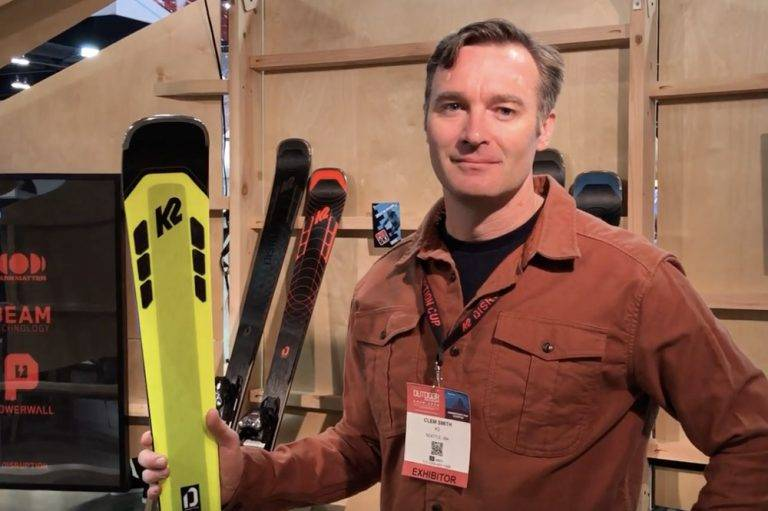 K2 Disruption Ski Review