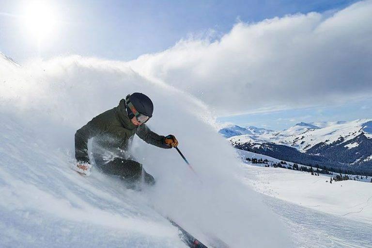 Rossignol Soul 7 Ski Review from Vail Ski Resort