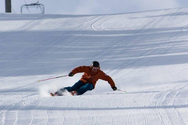 Salomon Stance Ski Demo