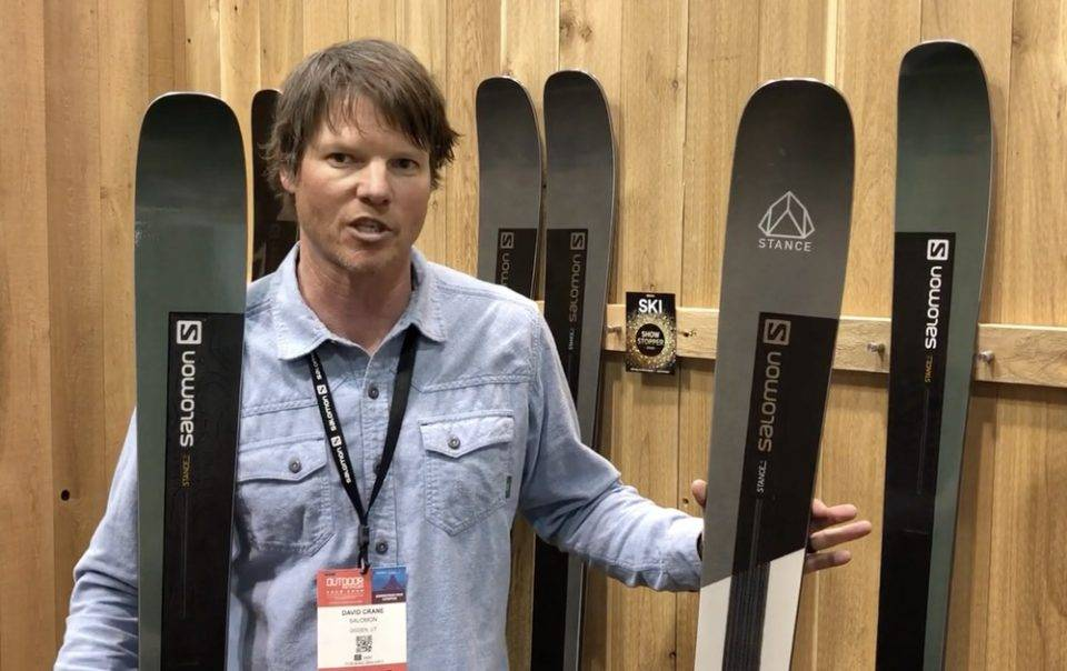 Salomon Stance ski review