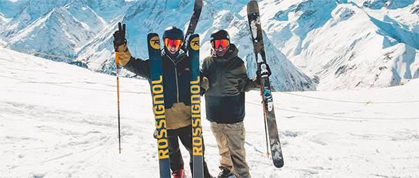 Rossignol Beaver Creek Ski Rental Demo