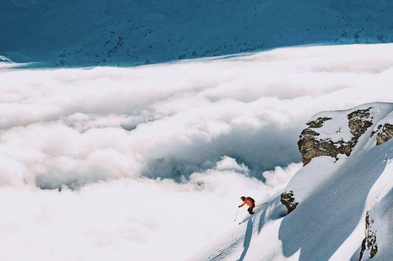 Salomon vail ski demo