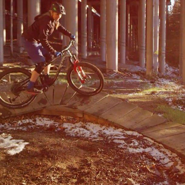 advanced mountain biking skills