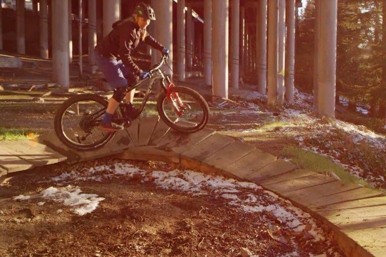 advanced mountain biking skills