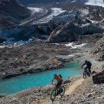 Mountain Bike Bunny Hops and Wheelies