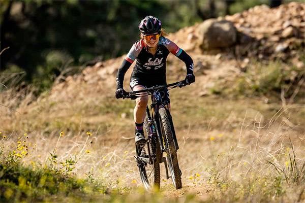 vail mountain bike trail